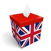 United Kingdom ballot box