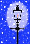 Winter Gaslight