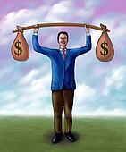 Money lifting