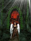 Arch Angel Inside Sanctuary