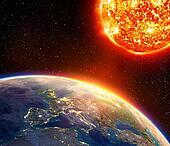 global warming in Europe