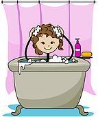Bath Kid
