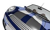 Small sports car