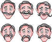 facial expressions 9