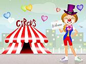 welcome at the circus