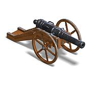 field artillery cannon