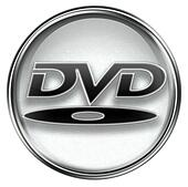 DVD icon grey