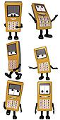 Mobi - The Cell Phone Toon