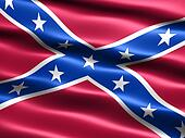 Second Confederate Navy Jack, 1863 to 1865