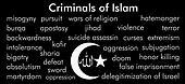 Criminals of Islam