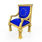 Throne Chair of European Union