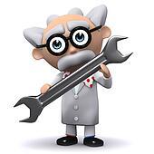 3d Scientist repair