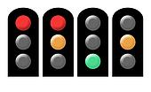 Traffic light sequence