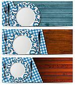 Set of Table Arrangement