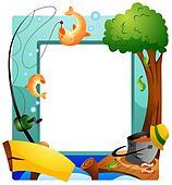 Fishing Frame
