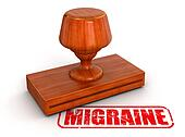 Rubber Stamp migraine