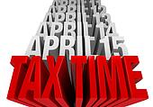 Tax Time Is Now!