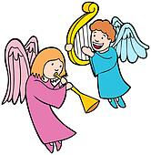 Angel Set Icons