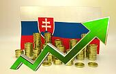 currency appreciation - Slovak economy