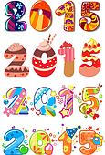 Children party 2015 numbers
