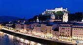 Austria, Salzburg, Festung Hohensalzburg