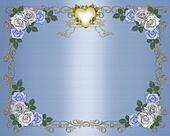 Wedding Invitation Background elegant