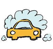 Car Wash doodle