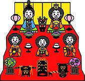 Hinamatsuri, the Dolls' Festival of