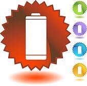 energy badge battery