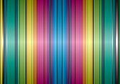 rainbow band background