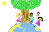 Multicultural Environmental Kids
