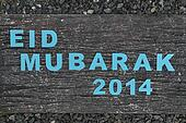 """Eid Mubarak"" Greetings"