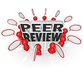 Peer Review People Comments Evaluation Assessment Words