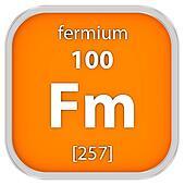 Fermium material sign