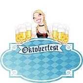 Invitation to the Oktoberfest