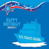 United States Coast Guard birthday