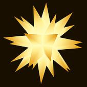 Moravian (multi-pointed) Christmas star