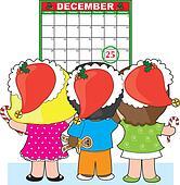 Kids Christmas Calendar