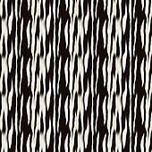 Zebra Stripes Pattern