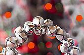 Jingle bells and bokeh