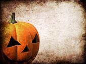 grunge pumpkin