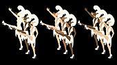 Las Vegas Showgirl Dancers 4