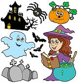 Various Halloween images 5
