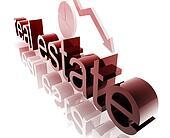 Property real estate worsening