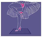 Marilyn Monroe legs style