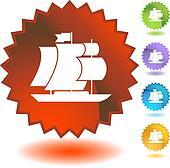 badge ship three
