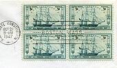 U.S. Frigate Constitution Stamps
