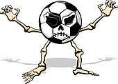 Monster Soccer or Football