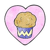 love baking cartoon