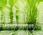 Business strategy illustration
